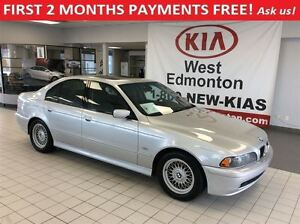 2003 BMW 5 Series 530IA RWD V6,FIRST 2 MONTHS PAYMENTS FREE!!