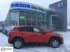 2014 Mazda CX-5 GS, Power Sunroof, AWD, One Owner, No Accidents!