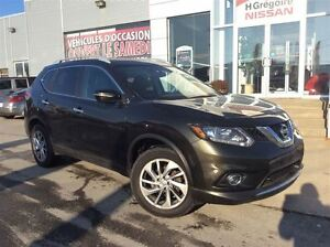 2014 Nissan Rogue * SL * AWD *  TOIT * CUIR * MAGS * BLUETOOTH *