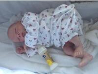 Reborn Baby Kase (Realborn)