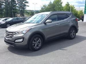 2013 Hyundai Santa Fe SPORT AWD SUV w/ HTD SEATS, BLUETOOTH & AL