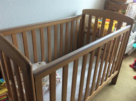Mamas & Papas cot as in photos. FREE LOCAL DELIVERY