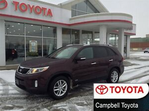 2015 Kia Sorento LX GDI AWD HEATED CLOTH LOOKS BRAND NEW