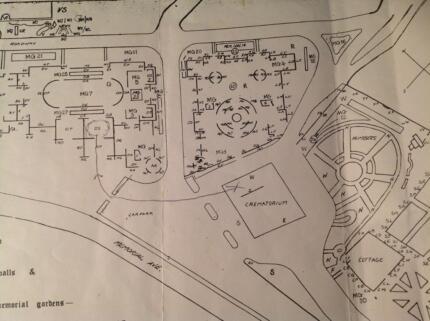 Memorial site Brightwaters Lake Macquarie Area Preview