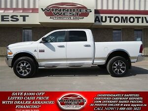 2011 Dodge Ram 2500 SLT CREW 4X4, DIESEL, FLAWLESS, ONLY 97K KMS