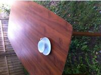 Used Dwell Circa extending rectangular dining table- very good condition