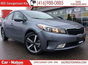 2017 Kia Forte EX LUXURY | $139 BI-WEEKLY | BACKUP CAMERA |
