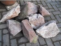 Rockery Rocks Stones