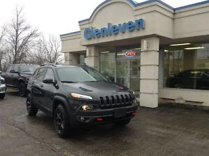 2016 Jeep Cherokee BRAND NEW, TRAILHAWK, RHINO GREEN