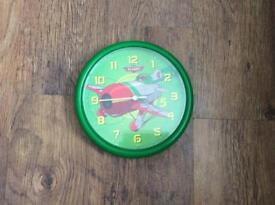Disney's 'Dusty' planes clock open to offers!