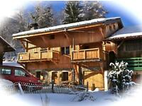Ski Chalet Host Couple Required from 11 December 2016 to 16 April 2017, French Alps