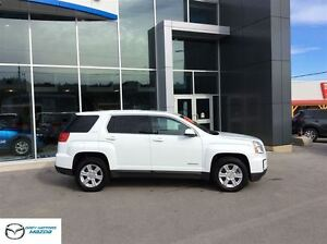 2016 GMC Terrain SLE, Alloys, AWD, No Accidents, low kms!