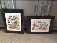 Jazz prints x 2