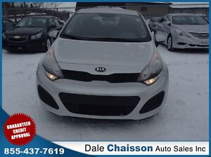 2014 Kia Rio LX+  (*3.9%* $89 Bi-Weekly $0 Down Tax Inc.)*