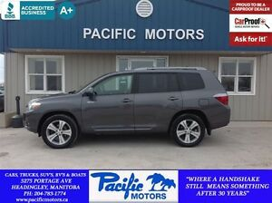 2008 Toyota Highlander V6 Sport-PRICE REDUCED