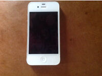 iphone 4 16gb unlocked spares repairs/not working/for parts