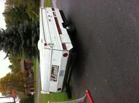 1987 Lionel tent trailer for sale or trade