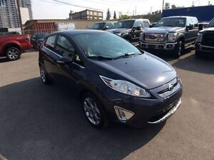 2012 Ford Fiesta SES / LEATHER / HEATED SEATS