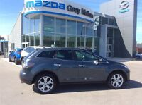 2012 Mazda CX-7 GT, AWD, Heated Leather, Sunroof, One owner !!