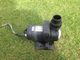 Oase aquamax 6000 dry pond pump koi