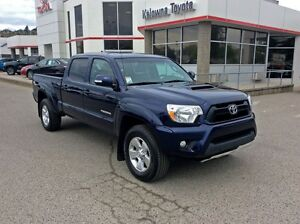 2012 Toyota Tacoma TRD Sport Leather Pkge 4WD