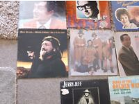 QUANTITY LPS RECORDS VINYLS X 10 , OR WHATEVER YOU WANT TO CALL THEM , LIST BELOW , OFFERS