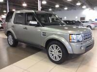 2010 Land Rover LR4 LUX 7 PASSAGERS!!