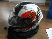 AGV MDS M13 Ronin Size X/Large Motorcycle Helmet / Brand New / Never Worn.