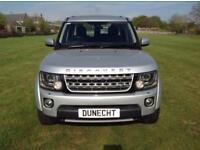 Land Rover Discovery SDV6 SE (silver) 2015-11-20