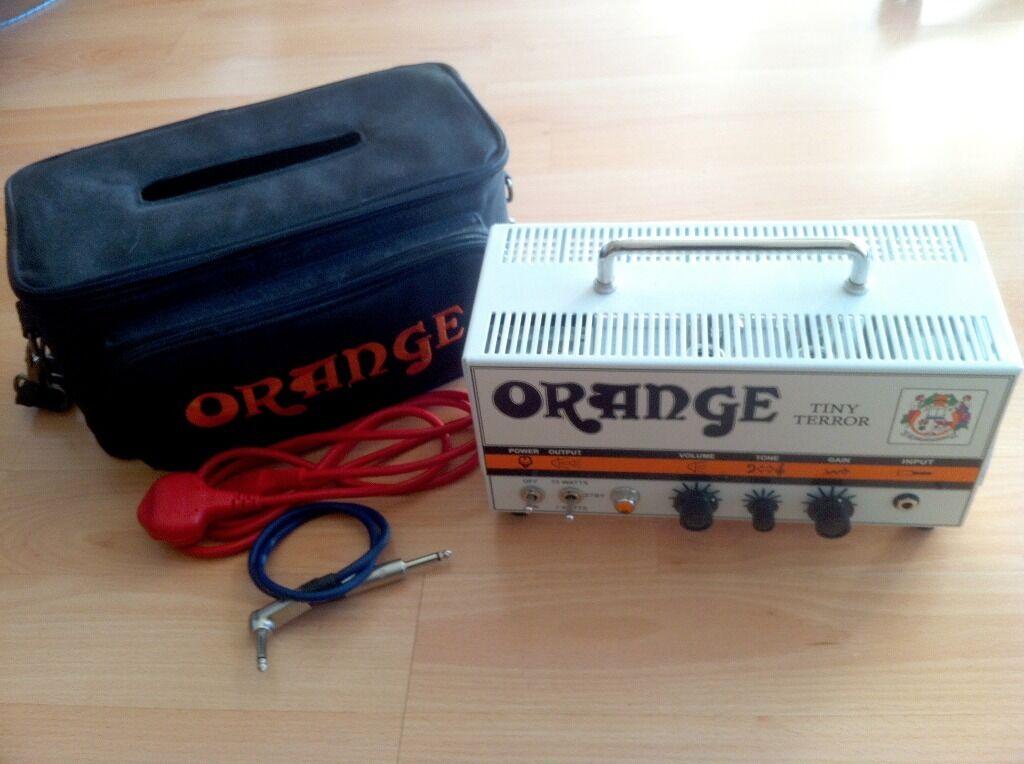 Lunchbox Amp Head Terror 15w Guitar Amp Head