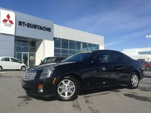 2006 Cadillac CTS CTS**AUTOMATIQUE** PROPULSION** CUIR** SIEGES