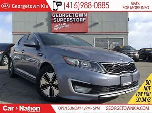 2012 Kia Optima Hybrid LEATHER | BACK UP CAM | HEATED SEATS |