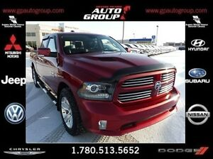 2013 Ram 1500 Sport | Sunroof | Heated and Cooled Seats