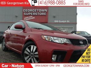 2013 Kia Forte Koup 2.0L EX | SUNROOF | HEATED SEATS| ONE OWNER