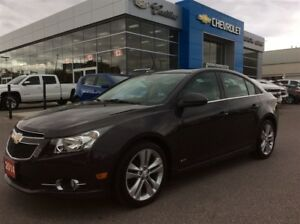 2014 Chevrolet Cruze LT | RS | Sunroof | Bluetooth | Rear Cam