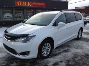 2017 Chrysler Pacifica Touring 7PASS-NAV-CUIR-SIEGES CH.-CAM-STO