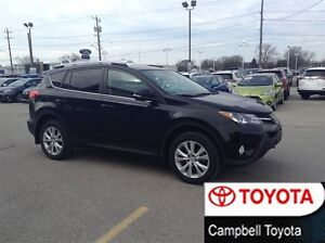 2013 Toyota RAV4 LIMITED--WOW!!!--LOADED--1 OWNER--ALL THE TOYS