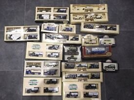 DAYS GONE BY AND ST KEW BOXED CARS/VEHICLES