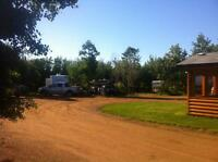 64  SITE CAMPGROUND FOR SALE / 18 HOLE GOLF COURSE 133 acres