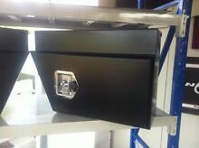 Ute Tool boxes Under Tray / Trailer New Steel Sealed Lockable Hamilton Southern Grampians Preview