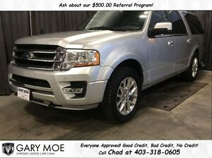 2016 Ford Expedition Max Limited **3RD ROW SEATING**