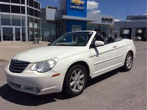 2008 Chrysler Sebring Touring Convertible | 4 Seater | Alloy Whe Kawartha Lakes Peterborough Area image 1