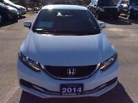 2014 Honda Civic LX-Very fair market price: Rental