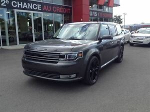 2016 Ford Flex LIMITED AWD 20 TOIT PANORAMIQUE CUIR NAVI