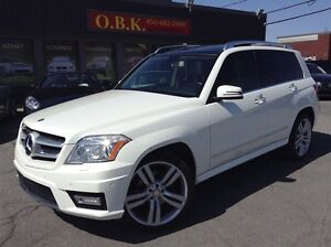 2012 Mercedes-Benz GLK-Class GLK 350 4MATIC TOIT PANORAMIQUE
