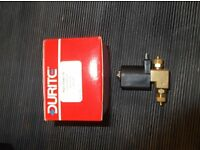 Durite 24v air valve for 6mm tubing. Pt No 0-642-74. 2-10 bar operating pressure. £25