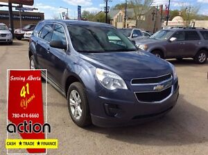 2013 Chevrolet Equinox LS/ 2year warranty