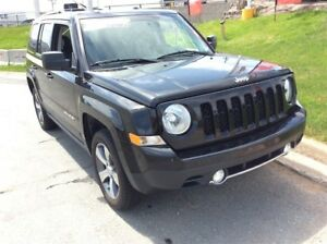 2016 Jeep Patriot HIGH ALTITUDE/4X4