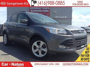 2014 Ford Escape SE | NAVI | LEATHER | PANO ROOF | BACK UP CAM