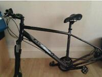 Carrera crossfire 2 frame only